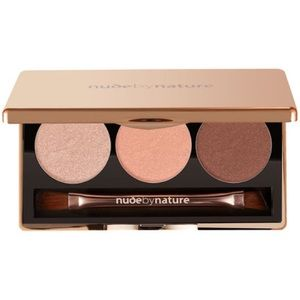 Nude By Nature Natural Illusions Eyeshadow Trio